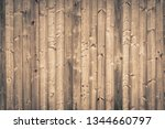 wooden board background   wood... | Shutterstock . vector #1344660797