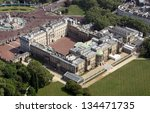 Aerial View Of Buckingham...