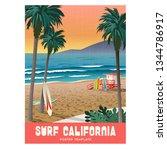 California Surfing Travel...