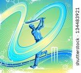 easy to edit vector... | Shutterstock .eps vector #134483921
