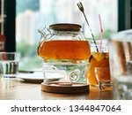 a beautiful  good looking set... | Shutterstock . vector #1344847064
