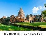 buriram  thailand   october 6 ... | Shutterstock . vector #1344871514