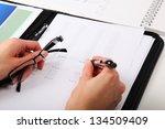 business concept  ... | Shutterstock . vector #134509409
