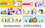 vector illustrations of the...   Shutterstock .eps vector #1345142861