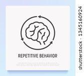 Repetitive Behavior  Human...