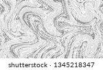 halftone marble texture... | Shutterstock .eps vector #1345218347
