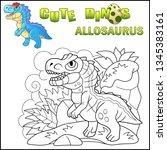 Cartoon Cute Prehistoric...
