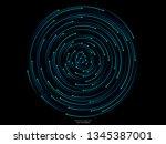 Abstract Orbits Circle Ring...