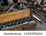 Industrial Socket Set Inside A...