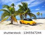 varadero  cuba   06.05.2018....   Shutterstock . vector #1345567244