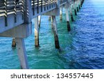 The Pilings And Foundation...