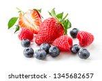 Fresh Berries Blueberries  ...