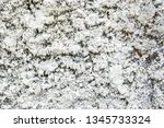 rough plaster walls  vintage or ... | Shutterstock . vector #1345733324