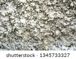 rough plaster walls  vintage or ... | Shutterstock . vector #1345733327