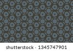 curved line in triangles style. ... | Shutterstock .eps vector #1345747901