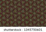 original interior background in ... | Shutterstock .eps vector #1345750601