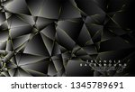 abstract background of... | Shutterstock .eps vector #1345789691