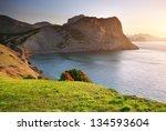 Mountain Sea Landscape....