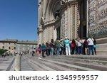 orvieto  italy   september 14... | Shutterstock . vector #1345959557