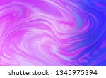 light purple vector blurred... | Shutterstock .eps vector #1345975394