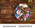 turkish and arabic traditional... | Shutterstock . vector #1346054261