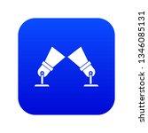 floodlights icon digital blue... | Shutterstock .eps vector #1346085131