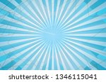 beautiful turquoise abstract... | Shutterstock . vector #1346115041