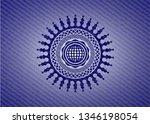 international icon inside... | Shutterstock .eps vector #1346198054