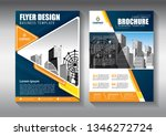 business abstract vector... | Shutterstock .eps vector #1346272724