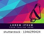 vector illustration rainbow...   Shutterstock .eps vector #1346290424