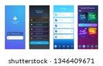 mobile ui   ux template mockup  ...