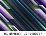 abstract background design with ... | Shutterstock .eps vector #1346480387