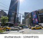New York City   July 12  Cars...