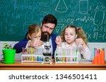 explaining biology to children. ...   Shutterstock . vector #1346501411