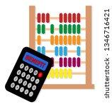 benefit versus cost calculator... | Shutterstock . vector #1346716421