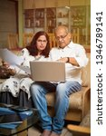 senior indian asian couple... | Shutterstock . vector #1346789141