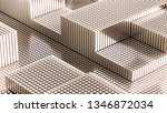 abstract geometry background....   Shutterstock . vector #1346872034
