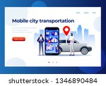 mobile city transportation...
