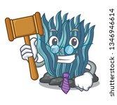 judge blue seaweed toys in...   Shutterstock .eps vector #1346946614