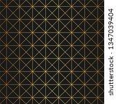 golden texture. crossed...   Shutterstock .eps vector #1347039404