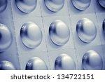pack of pills   Shutterstock . vector #134722151