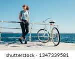 full length image of young... | Shutterstock . vector #1347339581