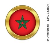 simple round morocco golden...