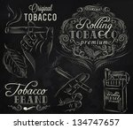 Collection Tobacco And Smoking...