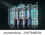 hermitage  russia  st...   Shutterstock . vector #1347548534