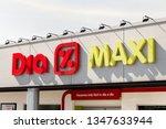madrid  spain   march 23  2019. ...   Shutterstock . vector #1347633944