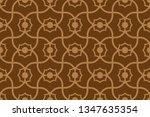 raster seamless pattern. rich... | Shutterstock .eps vector #1347635354