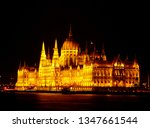 Hungarian Parliament In Neo...