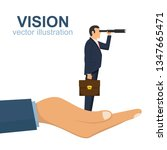 vision vector design ...   Shutterstock .eps vector #1347665471