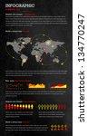 set elements of infographics | Shutterstock .eps vector #134770247